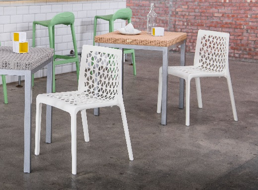 Milan Patio Dining Chair