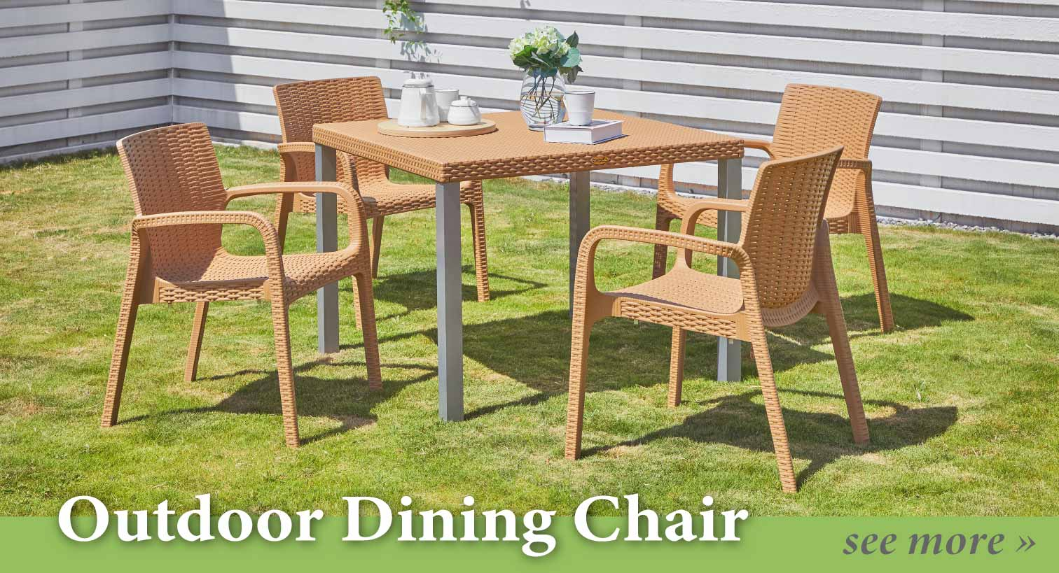 Outdoor Dinning Chairs