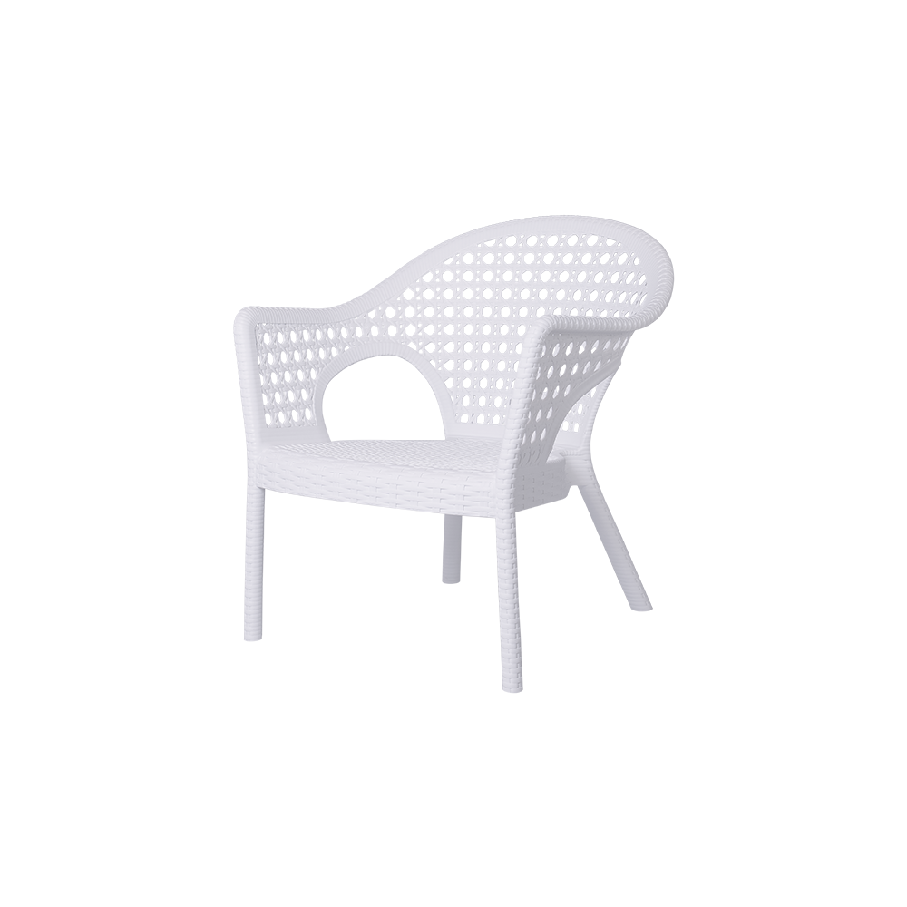 Iris Classic Club Arm Chair