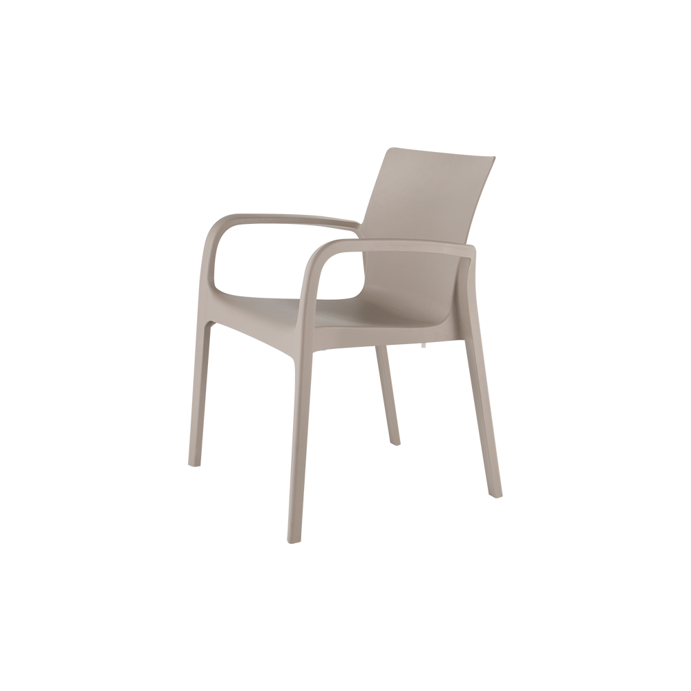 Alissa Dinning Arm Chair